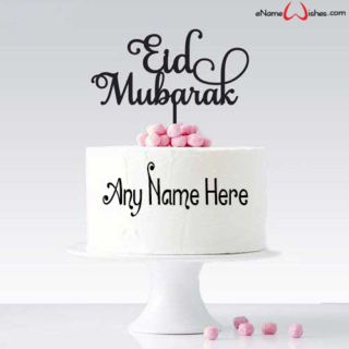 Write-Name-on-Eid-Wish-Name-Cake