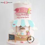 baking-girl-birthday-cake-with-name-edit-free