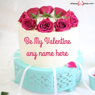be-my-valentine-baby-cake-with-name