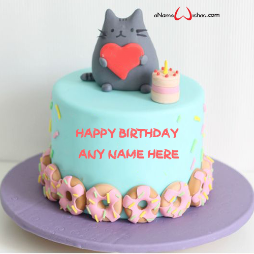 Fine Beautiful Happy Birthday Cake With Name Free Download Enamewishes Birthday Cards Printable Trancafe Filternl