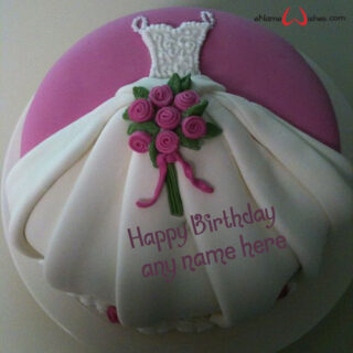 beautiful-wedding-dress-anniversary-cake-with-name-edit