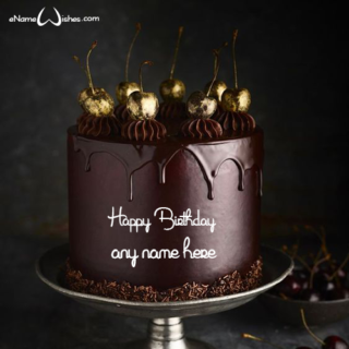 chocolate-cake-with-name
