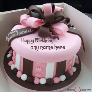 chocolate-present-cake-for-birthday-with-name-generator