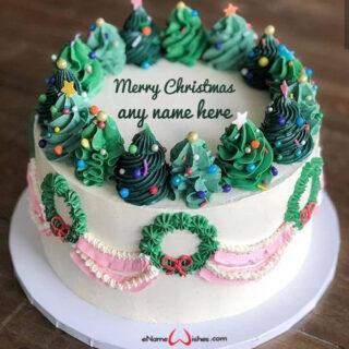 christmas-tree-cake-with-name-editing