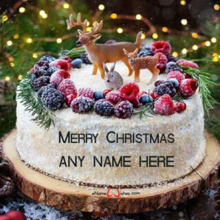 cute-christmas-wishes-cake-with-name-generator