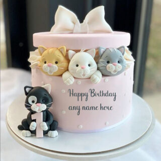 cute-kittens-birthday-cake-with-name-editor