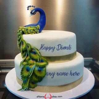 diwali-cake-design-with-name