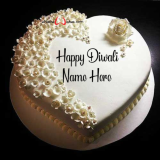 diwali-celebration-cake-with-name