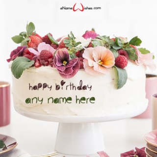 flower-birthday-cake-with-name