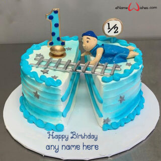 half-year-birthday-cake-with-name-for-boy