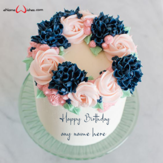 happy-birthday-flowers-cake-with-name-editing