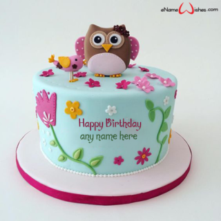 Happy Birthday to You Cake with Name