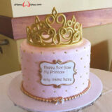 happy-new-year-my-princess-cake-with-name