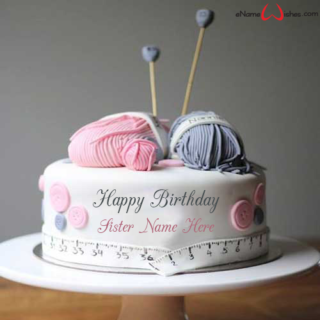 knitting-name-birthday-cake