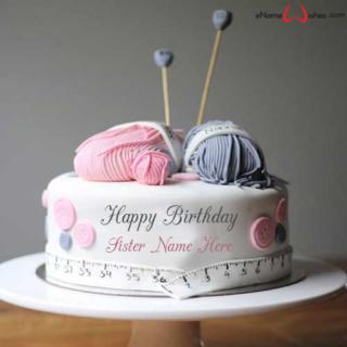 knitting-name-birthday-cake