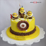 minion-birthday-cake-with-name-generator
