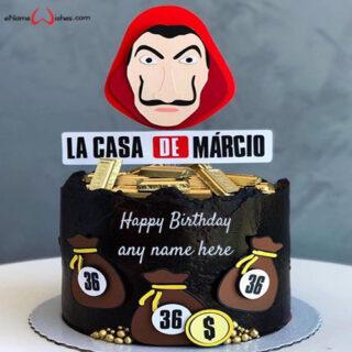 money-heist-birthday-cake-with-name