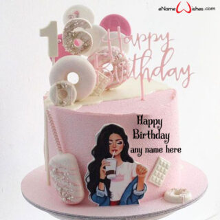 party-girl-birthday-cake-with-name-edit-free
