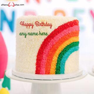 pretty-rainbow-birthday-cake-with-name
