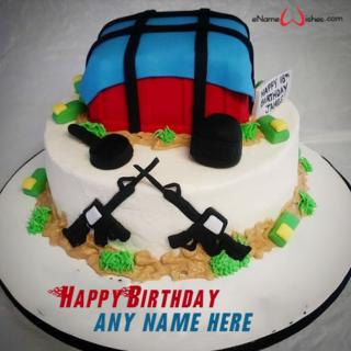 pubg-birthday-cake-with-name-editor