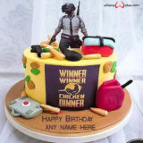 pubg-birthday-cake-with-name-generator