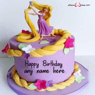 rapunzel-birthday-cake-with-name