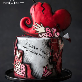 romantic-love-wish-cake-picture