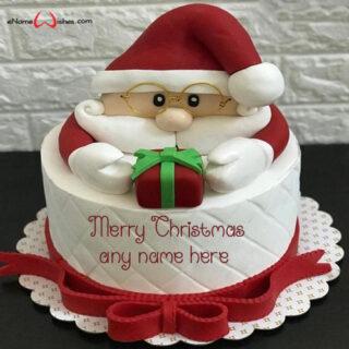 santa-claus-christmas-cake-with-name