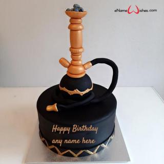 shisha-birthday-cake-with-name-editing