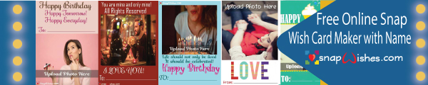 eNameWishes - Write Name on Birthday, Love, Anniversary Cake and