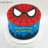 spider-man-birthday-cake-with-name
