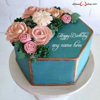 stylish-name-generate-birthday-cake