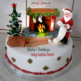 warm-christmas-wishes-cake-with-name