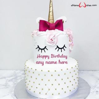 white-unicorn-birthday-cake-idea-with-name-edit