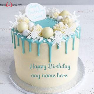 winter-birthday-cake-image-with-name-edit