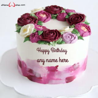 write-name-on-birthday-cake-for-a-special-friend