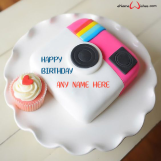 write-name-on-birthday-cake-for-friend