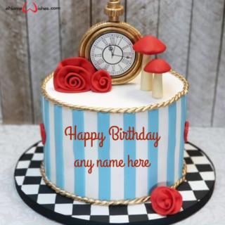 write-name-on-birthday-cake-for-lover