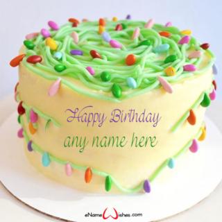 write-name-on-christmas-cake