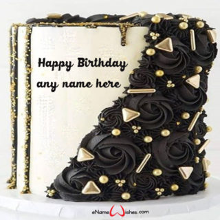 write-your-name-on-flower-birthday-cake