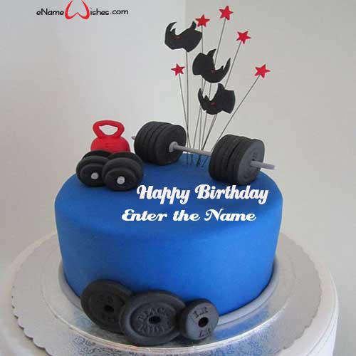 Fabulous Birthday Cake With Name Generator For Boy Enamewishes Personalised Birthday Cards Akebfashionlily Jamesorg
