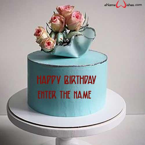 Prime Romantic Birthday Cake For My Boyfriend Enamewishes Funny Birthday Cards Online Elaedamsfinfo