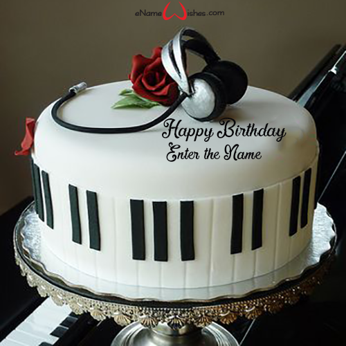 Amazing Boy Happy Birthday Cake With Name Edit Enamewishes Birthday Cards Printable Inklcafe Filternl