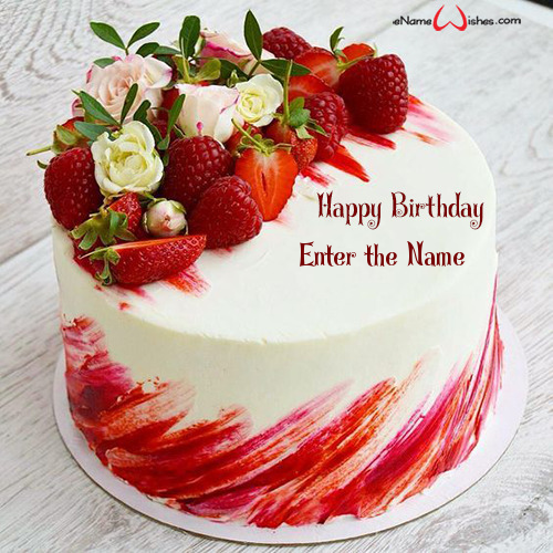 Phenomenal Beautiful Birthday Cake Images Download With Name Enamewishes Funny Birthday Cards Online Aboleapandamsfinfo