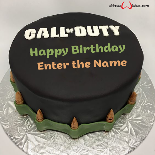Call Of Duty Mobile Cake Happy Eve S Baked Goodies Facebook
